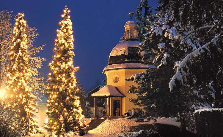 """Photo of Коледната песен """"Тиха нощ, свята нощ"""" става на 200 години"""