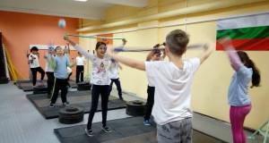 30 деца в риск получиха нова възможност за развитие чрез спорт