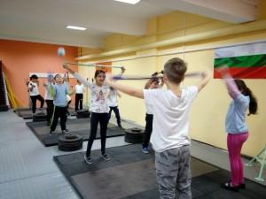 Проектът на Тежкоатлетически спортен клуб – Русе започна в края на месец март 2018 г.