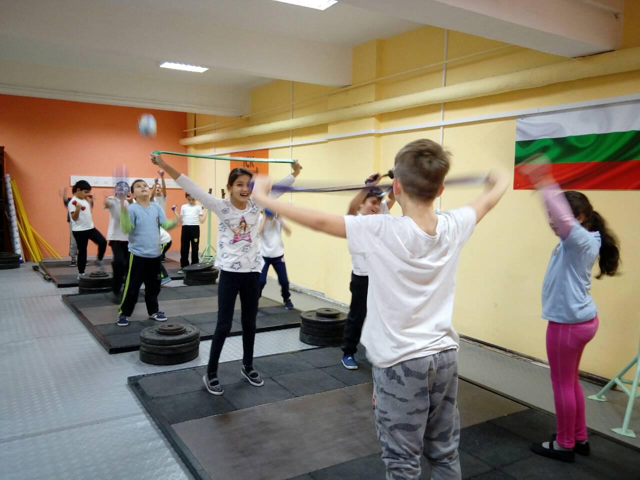 Photo of 30 деца в риск получиха нова възможност за развитие чрез спорт