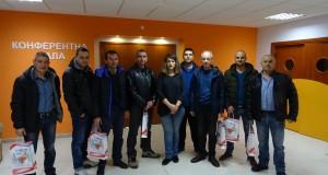 Първите парамедици в Русе вече взеха дипломи