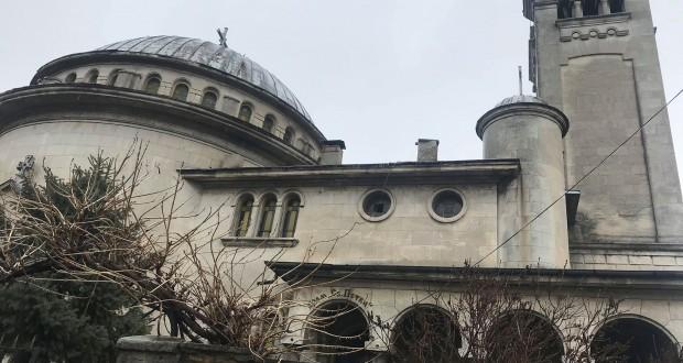 Голям ремонт спасява копие на Златната църква на Симеон в Русе