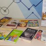 Русенски медии дариха близо 50 книги на балнеокомплекс Медика Наречен