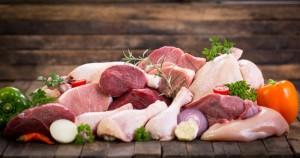 Червеното месо може да се използва за натрупване и обем на мускулите, докато бялото месо може да се използва  за отслабване и стягане на тялото.