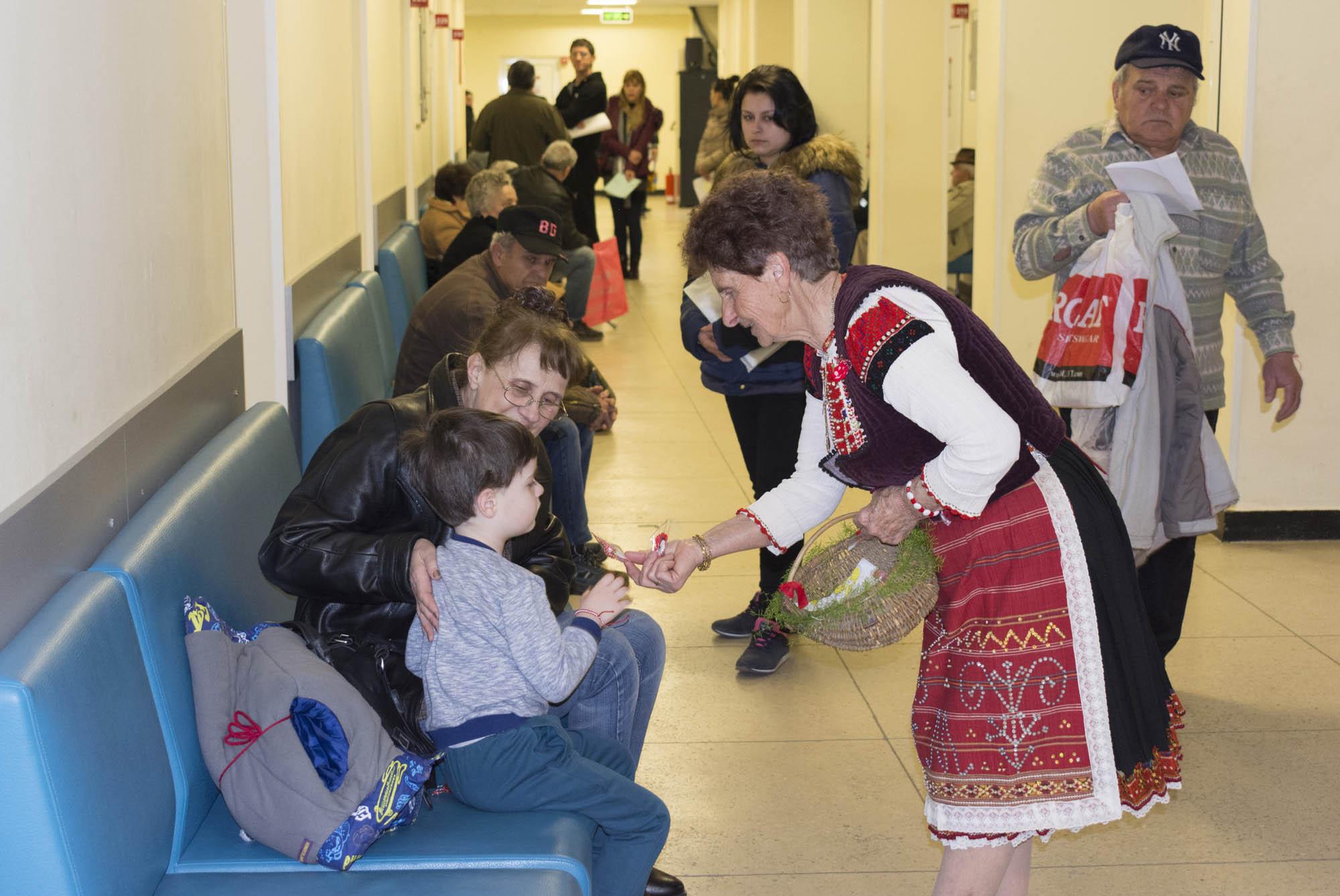 Photo of Баба Марта посети Медика