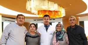 Две семейства от България и Турция свързани завинаги с размяна на бъбреци