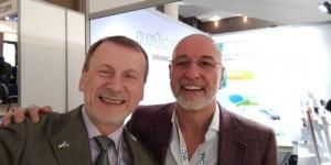 """Единственият български лекар по дентална медицина, който участва в конгреса, е д-р Емил Димитров, собственик на Дентално студио """"Д-р Димитрови"""" в гр. Русе."""