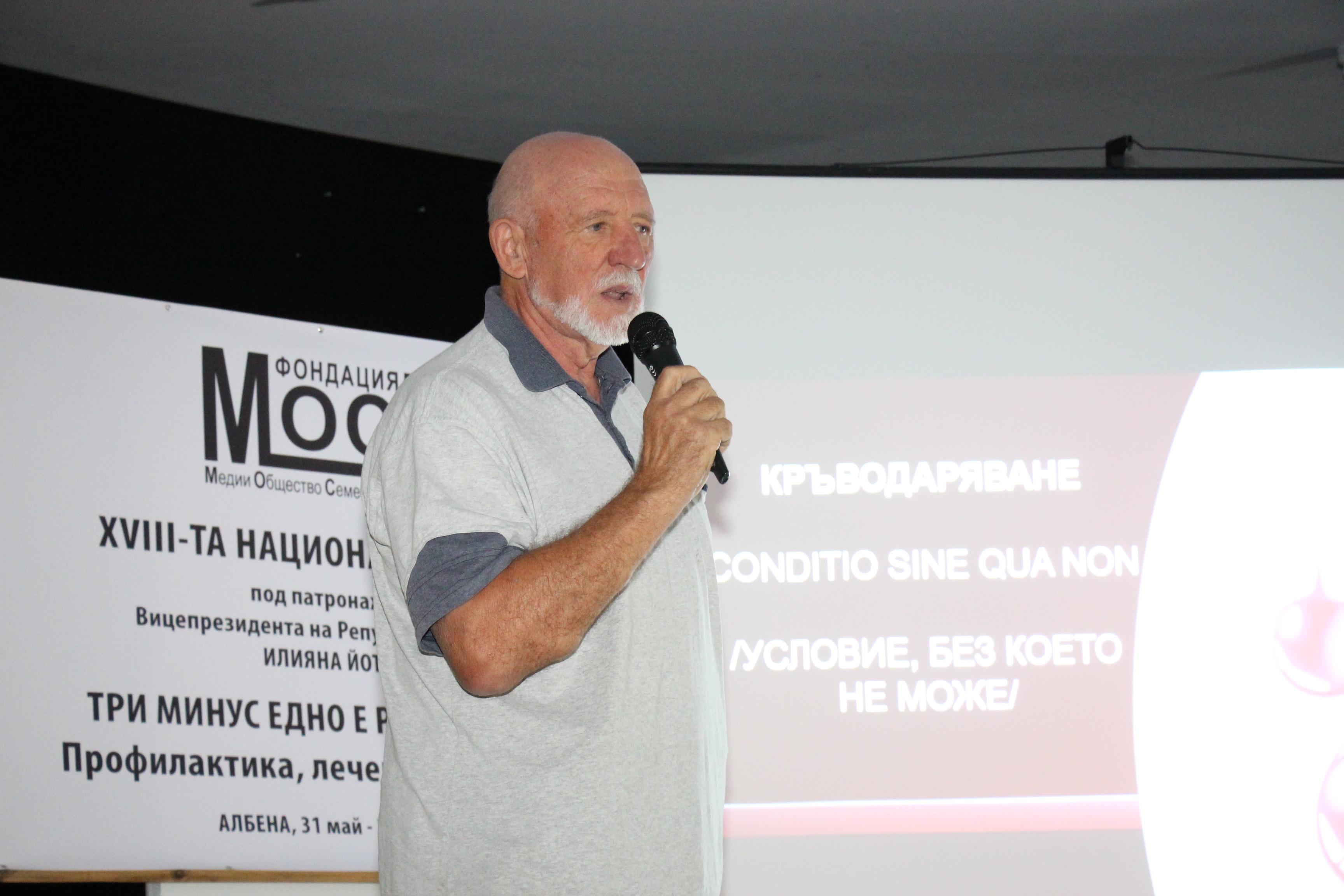 Photo of Д-р Руденко Йорданов:  Недостигът на кръв и кръвни продукти се задълбочава, ще расте черният пазар