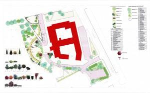 Три паркинг зони с общо над 100 паркоместа ще бъдат изградени до 2020-та