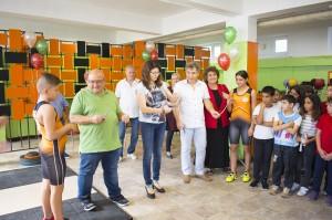 Добрите постижения на младите спортисти карат президента на клуба – доц. д-р Кирил Панайотов да предприеме стъпки по откриване на трета зала в близост до децата.