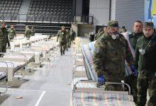 """Photo of 300 легла бяха разположени в """"ОЗК Арена Русе"""""""